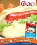 Century Tuna Healthylicious Hotdog SauerkrautSandwich